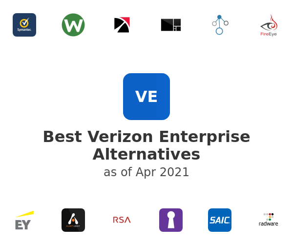 Best Verizon Enterprise Alternatives