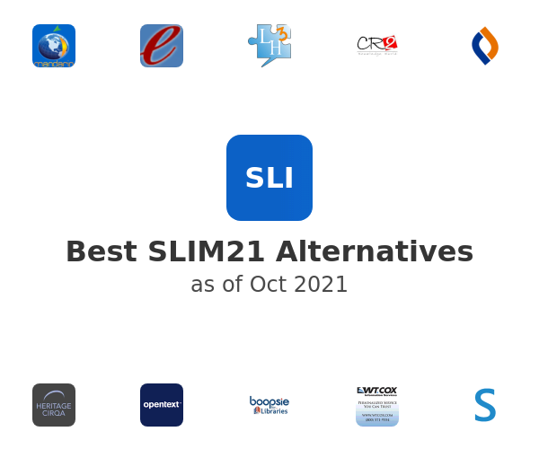 Best SLIM21 Alternatives