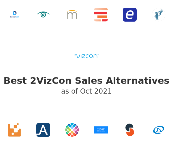 Best 2VizCon Sales Alternatives