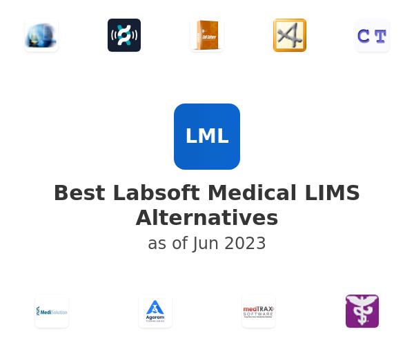 Best Labsoft Medical LIMS Alternatives