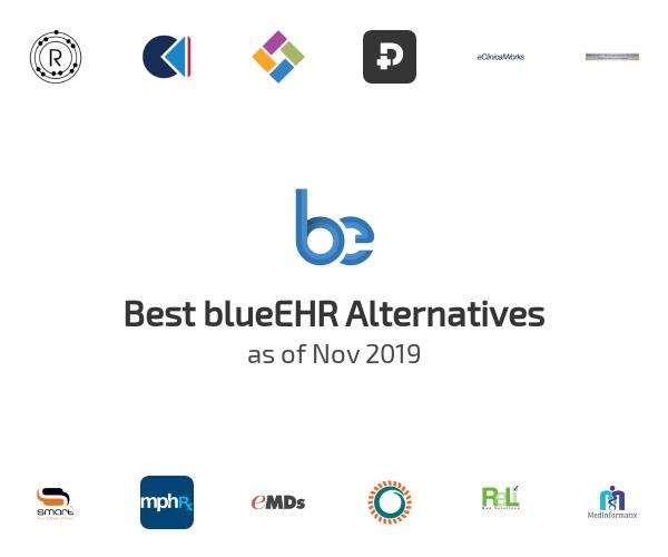 Best blueEHR Alternatives
