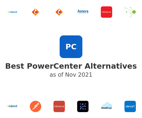 Best PowerCenter Alternatives