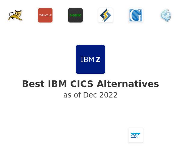 Best IBM CICS Alternatives