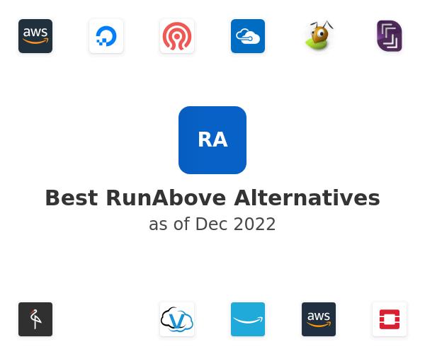 Best RunAbove Alternatives