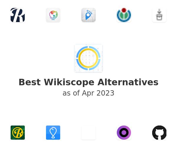 Best Wikiscope Alternatives