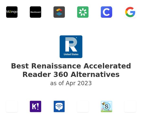 Best Renaissance Accelerated Reader 360 Alternatives