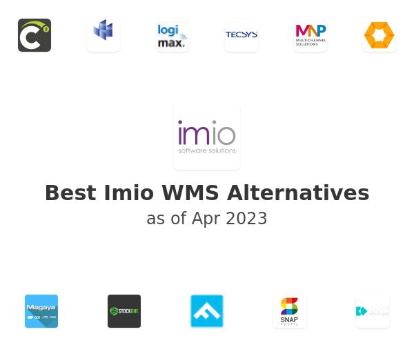 Best Imio WMS Alternatives