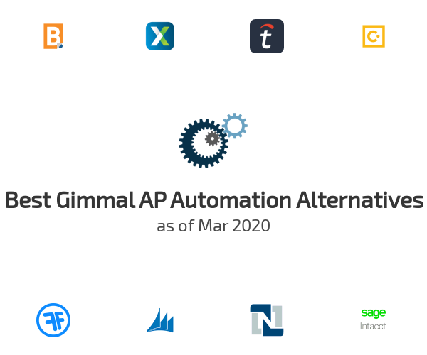 Best Gimmal AP Automation Alternatives