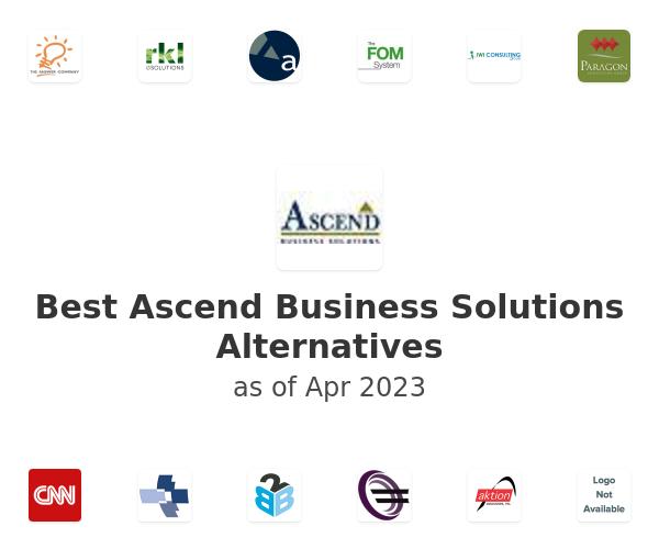 Best Ascend Business Solutions Alternatives