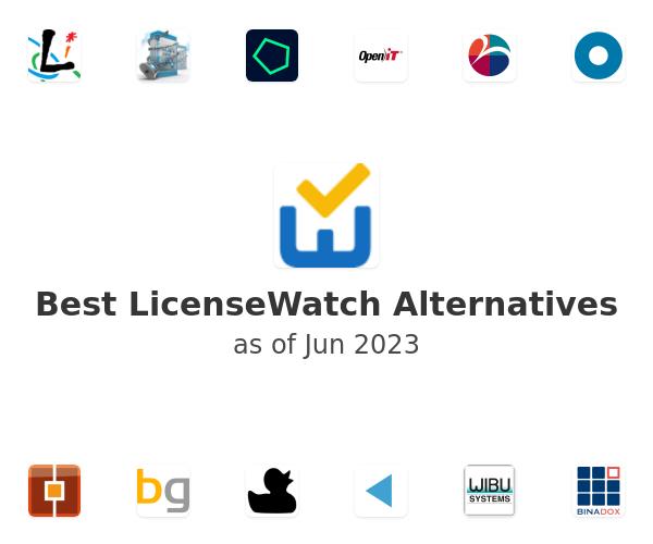 Best LicenseWatch Alternatives