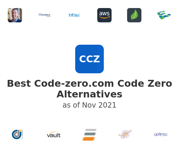 Best Code Zero Alternatives