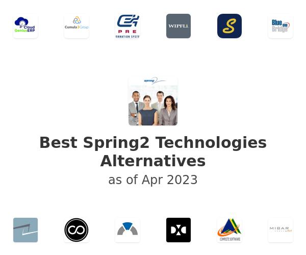 Best Spring2 Technologies Alternatives
