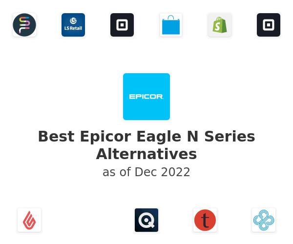 Best Epicor Eagle N Series Alternatives