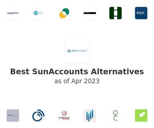 Best SunAccounts Alternatives