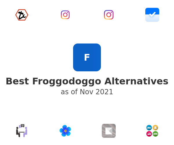 Best Froggodoggo Alternatives