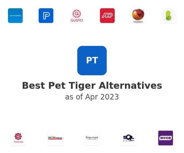 Best Pet Tiger Alternatives