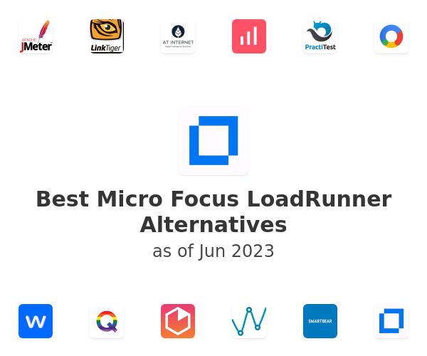 Best Micro Focus LoadRunner Alternatives