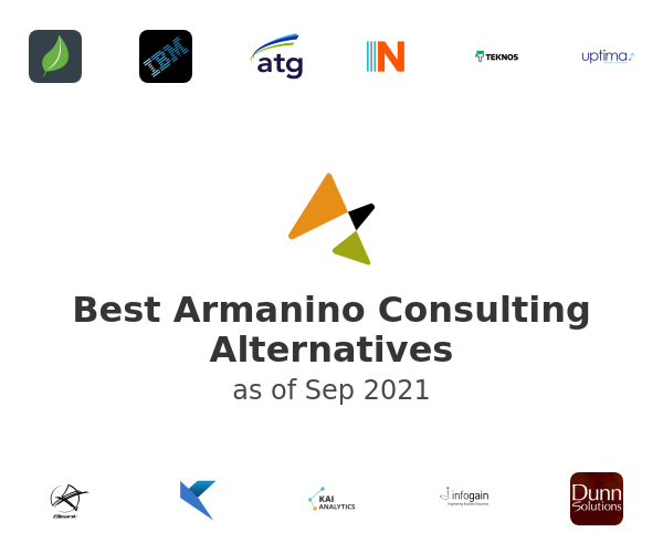 Best Armanino Consulting Alternatives