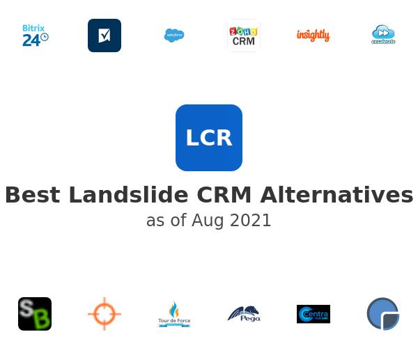 Best Landslide CRM Alternatives