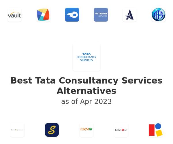 Best Tata Consultancy Services Alternatives