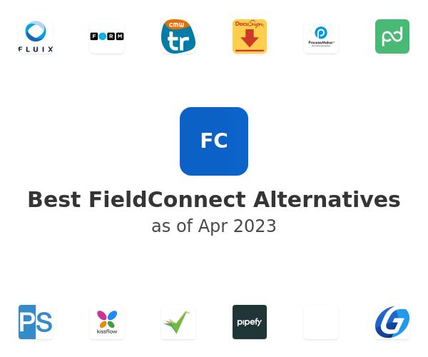 Best FieldConnect Alternatives