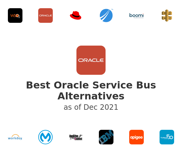 Best Oracle Service Bus Alternatives