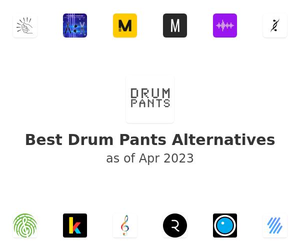 Best Drum Pants Alternatives