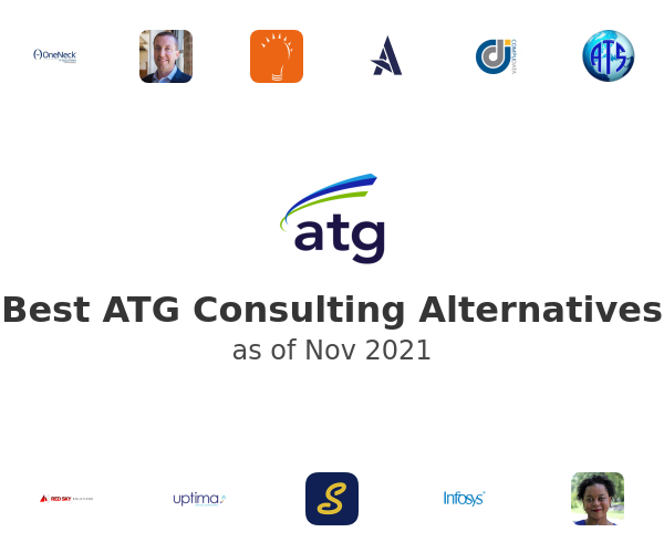 Best ATG Consulting Alternatives