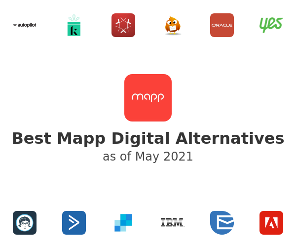 Best Mapp Digital Alternatives