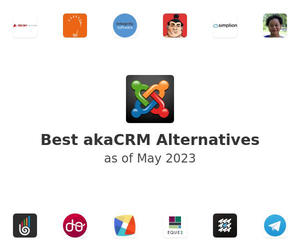 Best akaCRM Alternatives