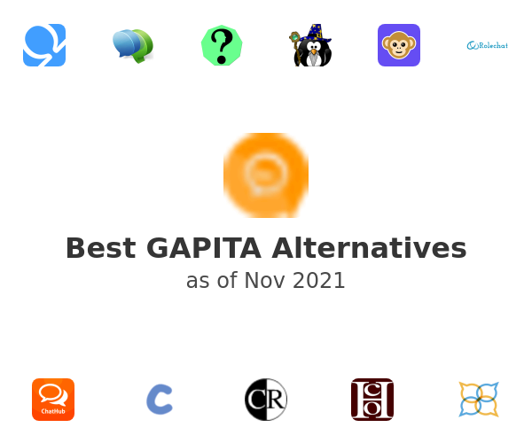 Best GAPITA Alternatives
