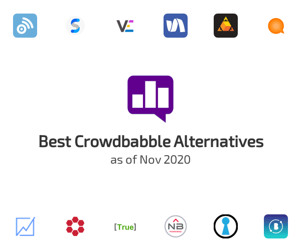 Best Crowdbabble Alternatives