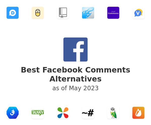 Best Facebook Comments Alternatives