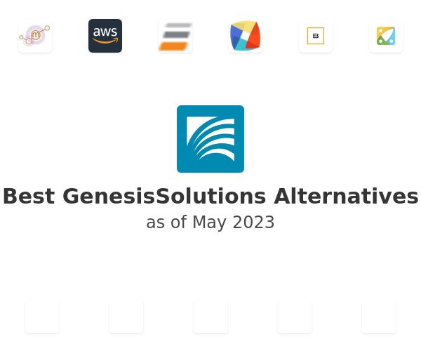 Best GenesisSolutions Alternatives