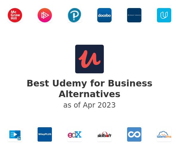 Best Udemy for Business Alternatives