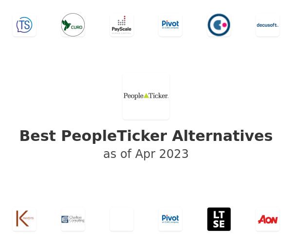 Best PeopleTicker Alternatives