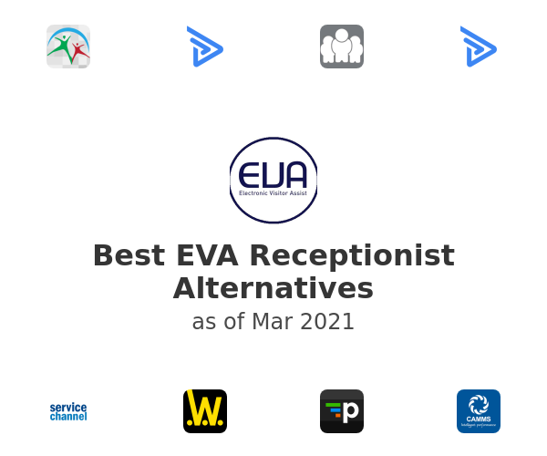 Best EVA Receptionist Alternatives