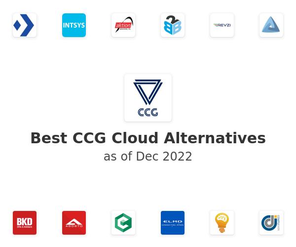 Best CCG Cloud Alternatives