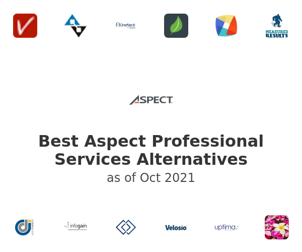 Best Aspect Professional Services Alternatives