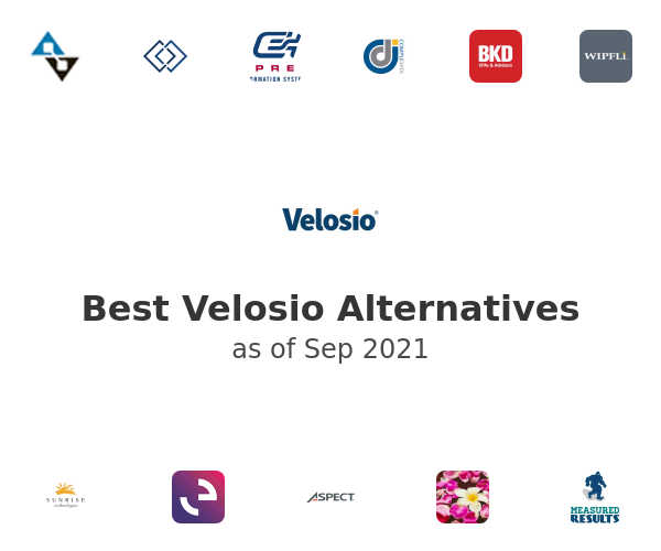 Best Velosio Alternatives