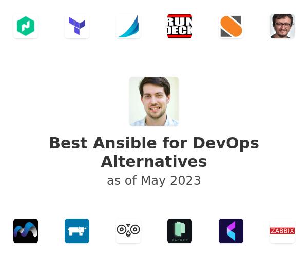 Best Ansible for DevOps Alternatives