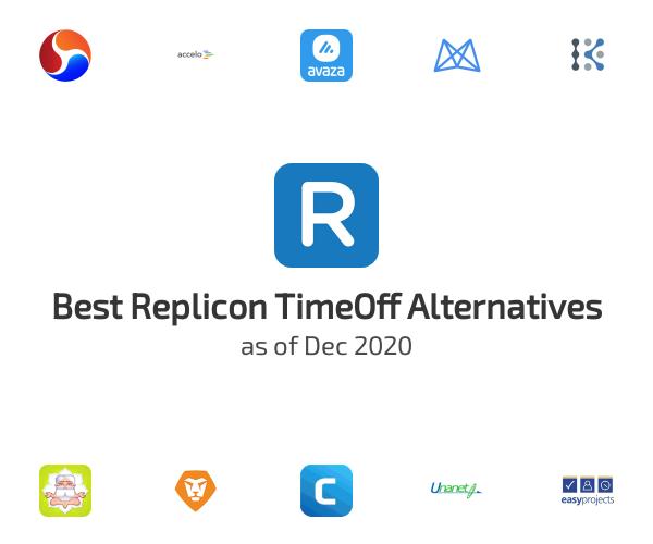 Best Replicon TimeOff Alternatives