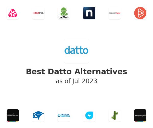 Best Datto Alternatives