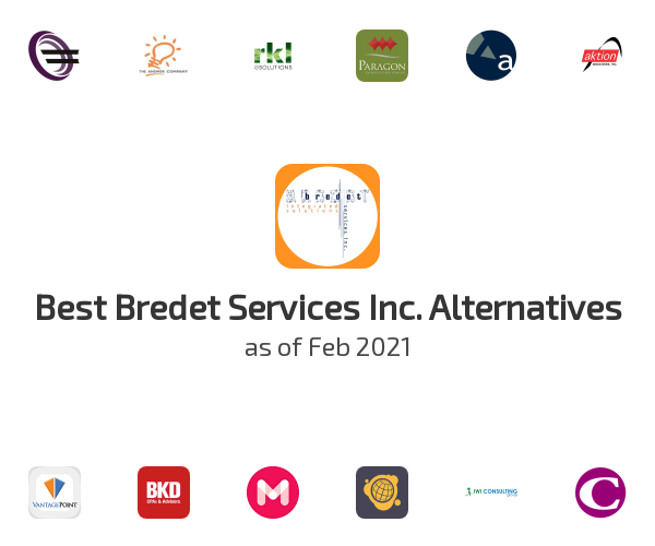 Best Bredet Services Inc. Alternatives