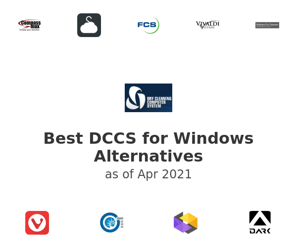 Best DCCS for Windows Alternatives