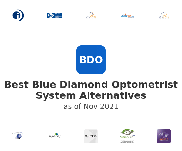 Best Blue Diamond Optometrist System Alternatives