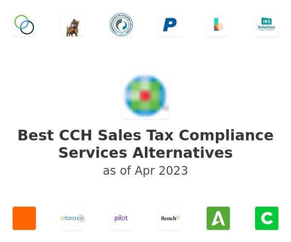 Best CCH Sales Tax Compliance Services Alternatives