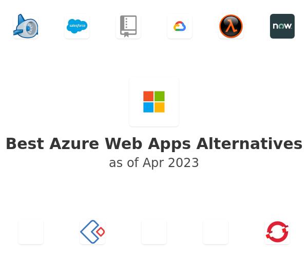 Best Azure Web Apps Alternatives