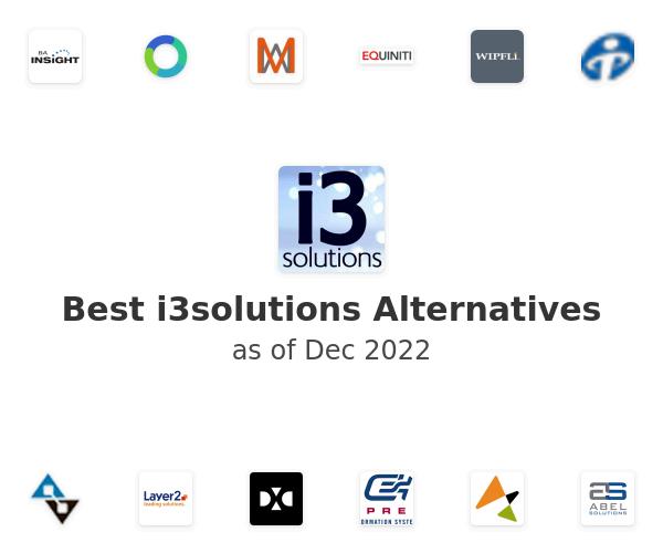 Best i3solutions Alternatives