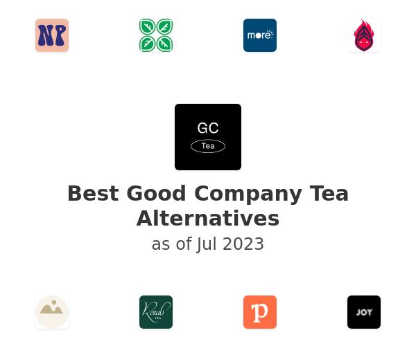 Best Good Company Tea Alternatives